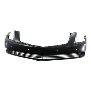 Front Bumper Cover For Cadillac Dts Prime 20823614 Gm1000813 New Ft
