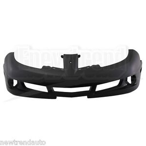 Front Bumper Cover For Pontiac Sunfire Prime 12335590 Gm1000663 New Ft