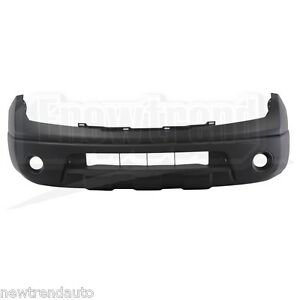 Front Bumper Cover For Nissan Frontier Prime 62022ea640 Ni1000225 New Ft