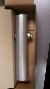 Locksmith Taco Door Closer 70a bc Nos Sprayed Aluminum Grade 1 Adjustable