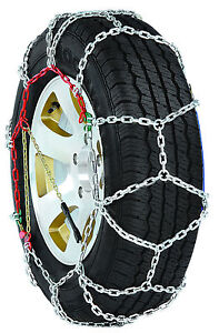 Grizzlar Gdp 274 Diamond Alloy Tire Chains 255 80 17 245 75 18 245 70 19 5