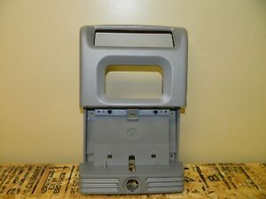 New Oem 2000 2002 Ford Expedition Gray Center Console Rear Panel