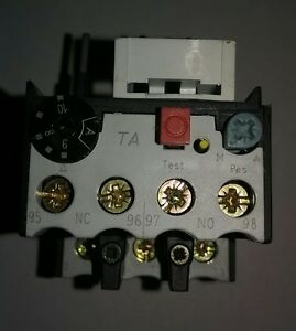 Ab Allen Bradley 193 tac10 Overload Relay New Old Stock