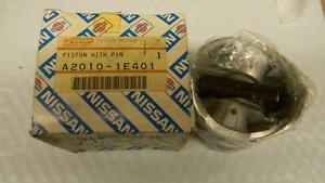 Nissan Oem Piston W pin a2010 1e401 Fits 1993 1997 Altima 2 4l new Old Stock