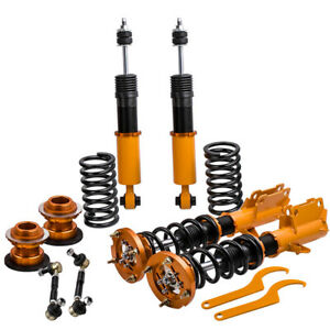 Msr Coilovers Kits For Ford Mustang 05 14 Adjustable Height Mounts Struts