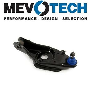Dodge Ram 1500 Van Front Driver Left Lower Control Arm And Ball Joint Mevotech