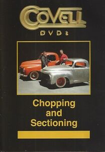 Chopping And Sectioning Dvd Covell Auto Body Metalshaping Pullmax English Wheel