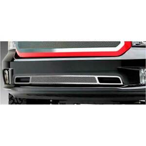 T Rex Polished Bumper Grille Overlay Only Express Sport Dodge Ram 1500 13 15