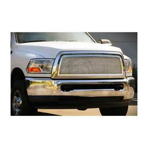 T Rex Polished Upper Class Full Open Mesh Grille For Dodge Ram 2500 3500 10 12