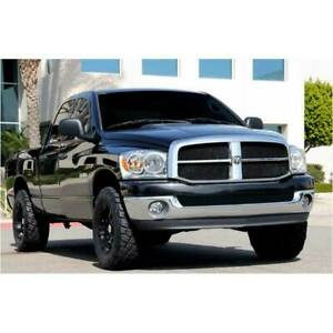 T rex Black Upper Class Mesh Grille No Frame For Dodge Ram 1500 2500 3500 06 08