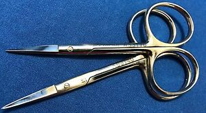Accutome Iris Scissors Straight Curved reference As3170 As3140