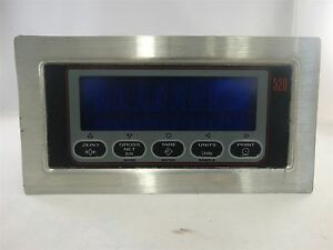 Rice Lake Weighing Systems 520 2a 115vac 50 60hz 315ma