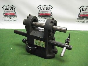 Enco End Mill Sharpening Fixture Machinist Tool Model 287 6530