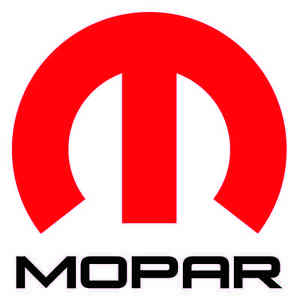 Mopar Big M Red Large Decal 12 In Size Free Shipping