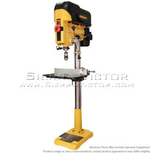 18 Powermatic Pm2800b Variable Speed Drill Press