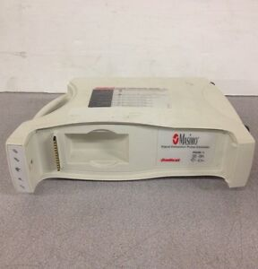 Masimo Radical Signal Extraction Pulse Oximeter Docking Station Rds 1