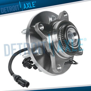 New Front Driver Or Passenger Wheel Hub And Bearing Assembly F 150 2009 2011 4x4