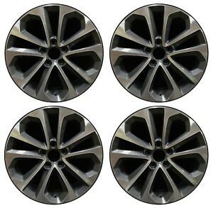 18 Honda Accord Sport 2013 2014 2015 Factory Oem Rim Wheel 64048 Full Set