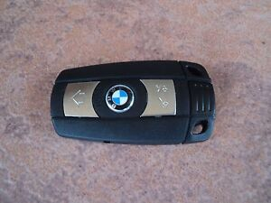 New Virgin Bmw Smart Key Comfort Access For Bmw Cas Cas3 Key Remote Fob