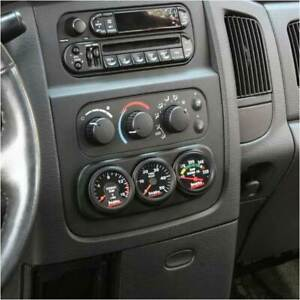 Banks Power Dash Pod 3 Gauge For Dodge Ram 2500 3500 2003 2005