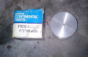 Continental Parts Piston Asm F163a