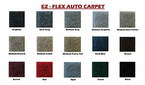 Ez flex Automotive Carpet 80 Wide Multiple Colors