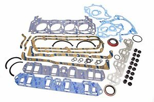 Fel Pro Small Block Ford Engine Overhaul Gasket Set 289 302 1962 83 Sbf