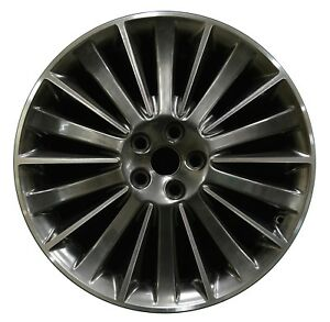 19 Lincoln Mkz 2013 2014 2015 2016 Factory Oem Rim Wheel 3955 Hyper Machined