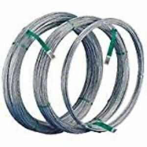 Smooth Galvanized Wire Galv About 160 Feet