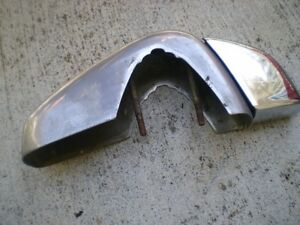 Porsche 356 Bumper Guard Front Right