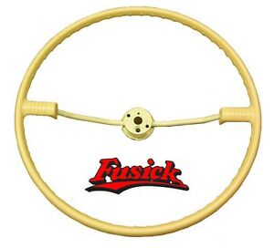 1955 1956 Oldsmobile 88 98 Deluxe Ivory Steering Wheel 55 56 Olds