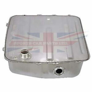 New Plated Gas Tank Fuel Tank Mg Mgb 1977 1980 With Locking Ring And Seal