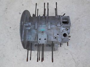 Porsche 356 B 1960 Engine Case With Matching Numbers 604164 Type 616 1 Fl