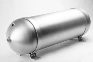 Specialty Suspension 24 Seamless Aluminum Air Tank 4 Gallon 6 Inch Diameter