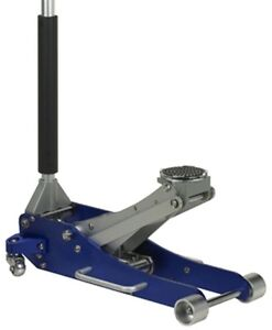 Otc Tools 1532 Aluminum Racing Jack 2 Ton Capacity Low Profile 3 1 2 To 18