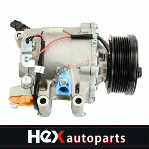 A c Ac Compressor Fits Honda Civic 1 8l 2006 2007 2008 2009 2010 2011