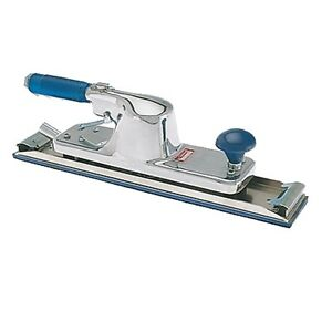 Hutchins Self generating Orbital Sander 4 1 2 X 16 Hook Pad 4932 4h