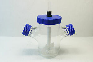 Bellco 500ml Tissue Culture Spinner Flask Bioreactor Great Condition