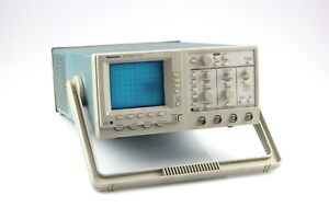 Tektronix Tas485 Four Channel 200 Mhz Oscilliscope 200 Mhz Tas 485