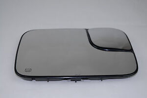 Dodge Ram Mirror Glass 5086218aa Oem Mopar Passengers Power Heated Tow 02 05