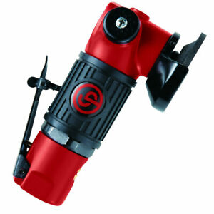Chicago Pneumatic 2 Angle Grinder Cut Off Tool Cp7500d