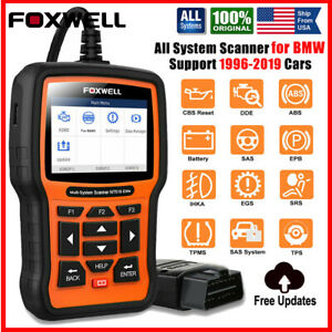 Foxwell Nt624 Automaster Pro All Systems Scanner Abs Srs Trans Oil Epb Diagnosti