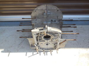 Porsche 356 912 Engine Case Type 616 36 date Stamped 65 C 25