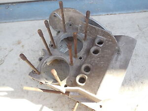 Porsche 356 912 1 2 Engine Case Type 616 36 date Stamped 66