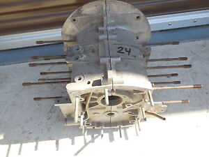 Porsche 356 1600 Engine Case 59 no Third Piece C 24