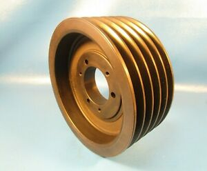 Pulley 5b94 Sf 3 Bushing Bore V Belt 5 Grooves 9 3 4 Od browning martin 5b94sf