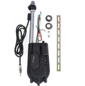 12v Universal Car Am fm Radio Electric Power Antenna Replacement Mast Aerial Kit