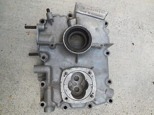 Porsche 356 B T5 Engine Case Third Piece 1600 S Type 616 2