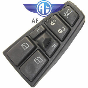 Master Control Window Switch 21543897 For Volvo Truck Fh12 Fm Vnl 20752918 New