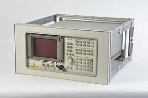 Agilent Hp 8593e 9 Khz To 22 Ghz Rack Spectrum Analyzer W Opts 119 041